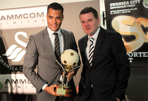 Michel Vorm Awards Dinner 2012