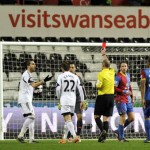 A Tired Swans denied 3 points by Mike Dean