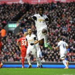 The Swans push Liverpool all of the way in narrow 4-3 defeat