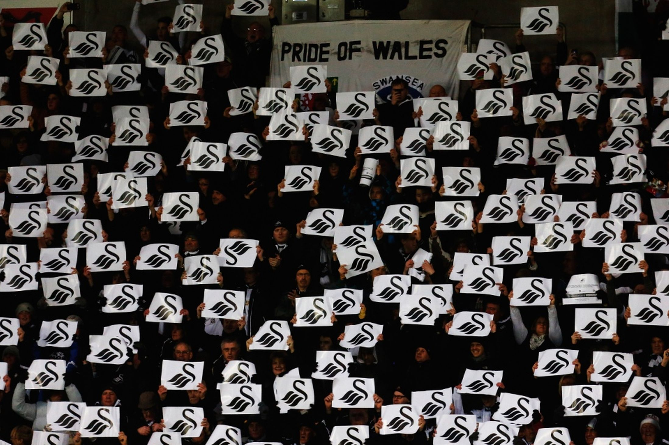 Swansea City Banners