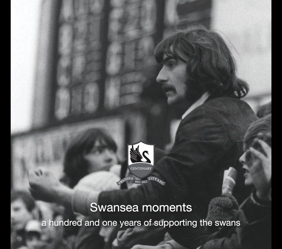 Swansea Moments Book