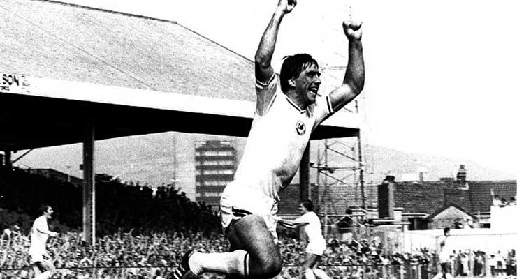 Bob Latchford - Swansea City