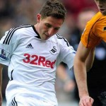Joe Allen - Swansea City
