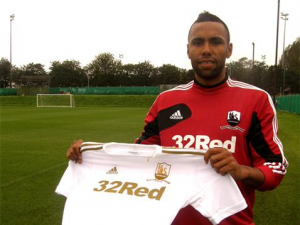 Kyle Bartley Signs from Arsenal