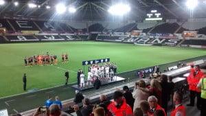 Swans U21 Cup Winners