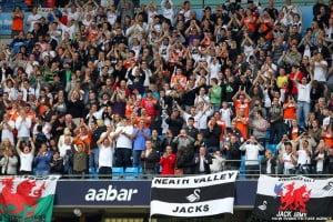 The Jack Army at Man City