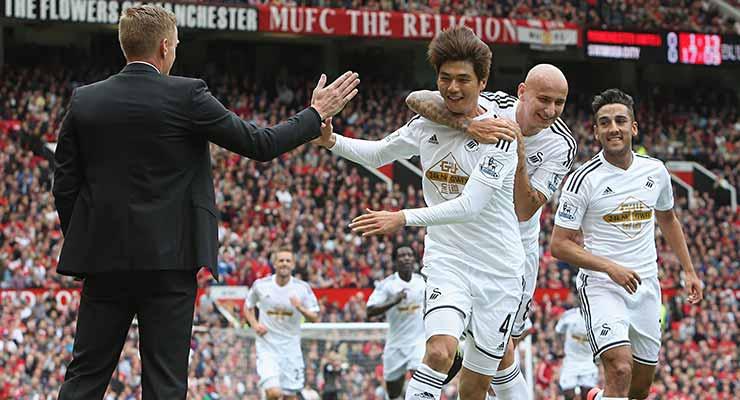 Manchester United v Swans