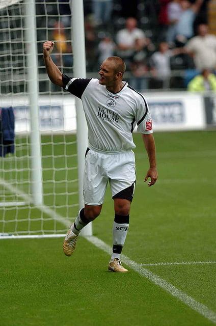Lee Trundle - Swansea City