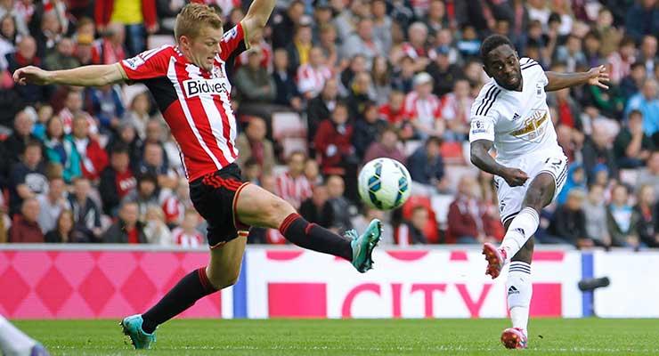 Sunderland - Nathan Dyer Goal