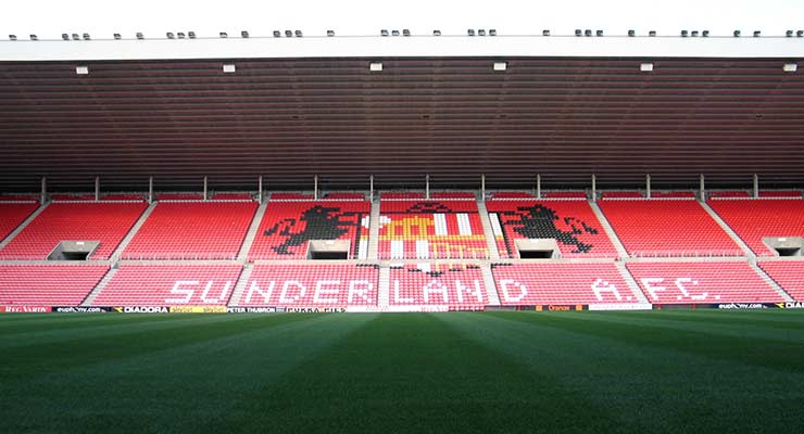 Sunderland - Stadium of Light