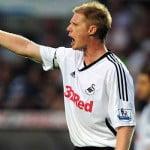 Alan Tate - Swansea City Premier League