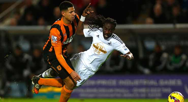 Hull City v Swans