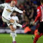 Shelvey scores against the Saints