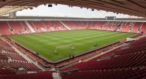 St Mary's Stadium - Southampton