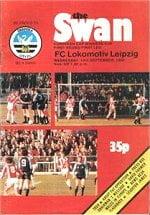 Swansea City v Lokomotiv Leipzig Programme