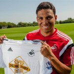 Jefferson Montero Swansea City