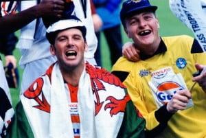 John Cornforth and Roger Freestone