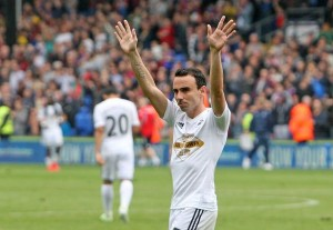 Leon Britton Waves Goodbye?