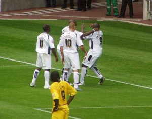 Bayo Scores against Tranmere Rovers