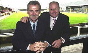 Colin Addison and Peter Nicholas