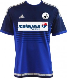 Swansea City Away Kit 2016-2017