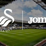 Swansea City announces Joma kit deal
