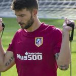 Atletico Madrid's Borja Bastón on Swans Radar