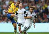Swansea City v Arsenal - Premier League 2013