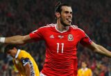 Gareth Bales scored for Wales against Moldova