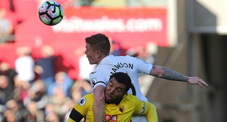 Man of the Match – Swans v Watford – Premier League 2016-2017