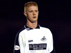 A young Alan Tate