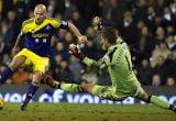 Jonjo Shelvey scores v Fulham