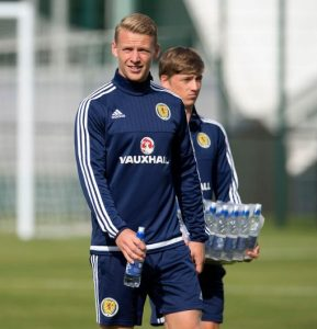 Stephen Kingsley - Scotland