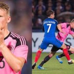 Stephen Kingsley Scotland debut
