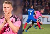 Stephen Kingsley Scotland debut