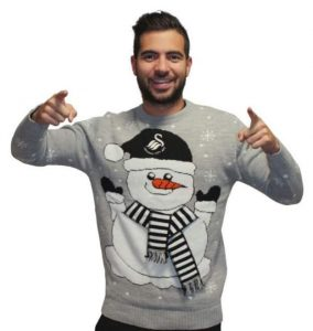 Jordi Amat - Christmas Jumper