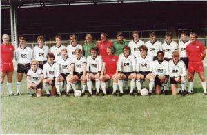 Swansea City 1985-86