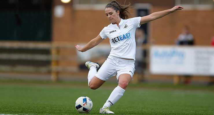 Emma Beynon - Swansea City Ladies