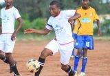 Kenya Dewit in action