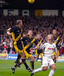Paul Connor v Bristol Rovers