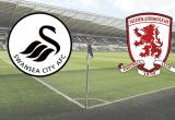 Swans v Middlesbrough