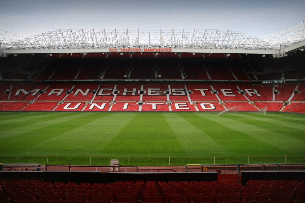 Old Trafford Stadium - Manchester United