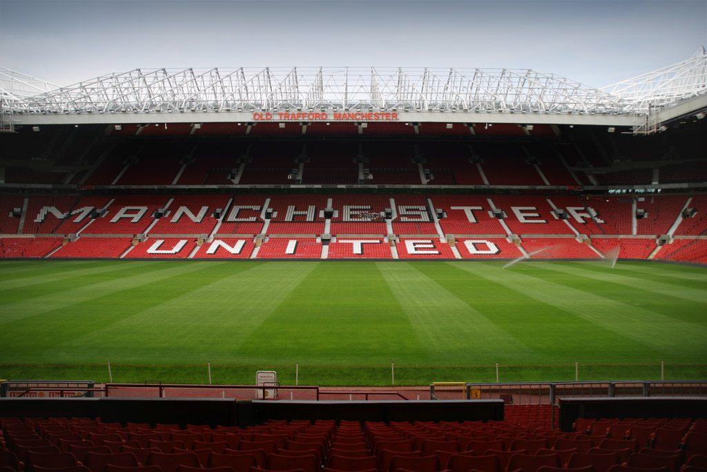 Old Trafford Stadium - Manchester United