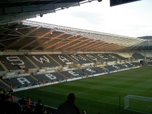 Liberty Stadium interior