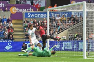 Swans v Man Utd - Aug 2017