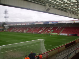 Whaddon Road Stadium