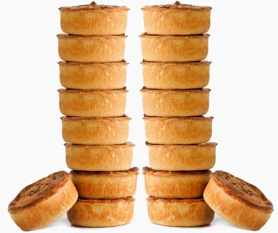 Lewis Pie Stack