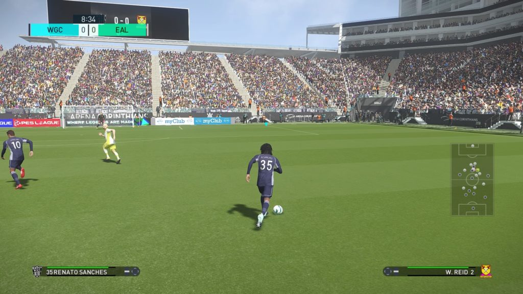 Renato Sanches - PES 2018