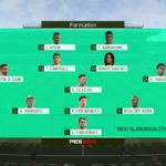 Swans formation in PES 2018