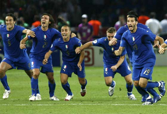 Italia - We are the Champions